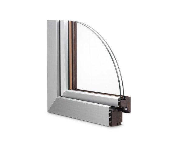 Intesa de ISAM   Sistemas de ventanas