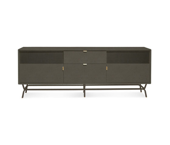 Dang 2 Door - 2 Drawer Console by Blu Dot | Sideboards