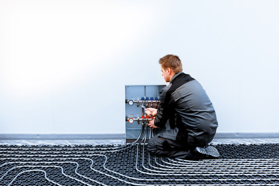 TECEfloor floor heating system by TECE | Underfloor heating