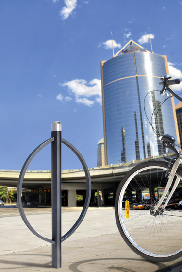 Alizé bicycle stand by Concept Urbain | Bicycle stands