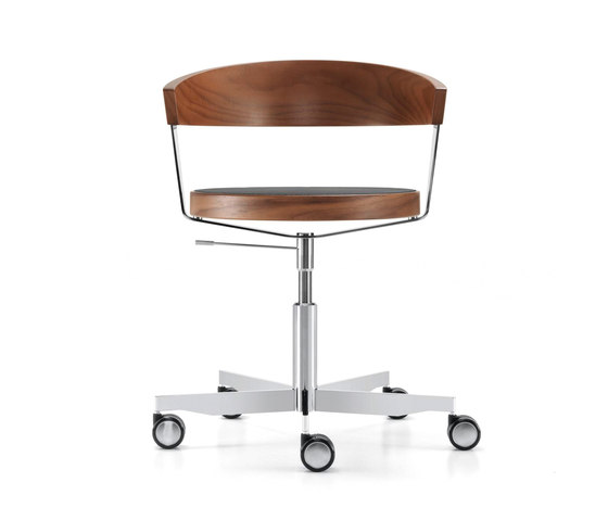 G 125 Swivel chair de Girsberger | Sillas