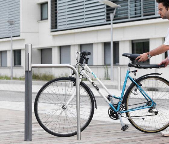 Evéole bicycle stand de Concept Urbain | Soportes para bicicletas