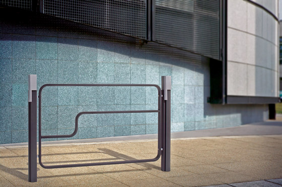 Imawa barrier A1 by Concept Urbain | Railings / Barriers