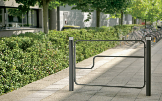 Imawa barrier A2 by Concept Urbain | Railings / Barriers