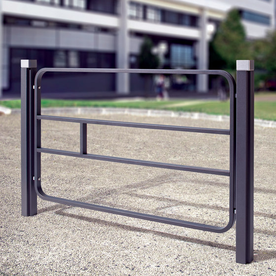 Imawa barrier B2 by Concept Urbain   Railings / Barriers