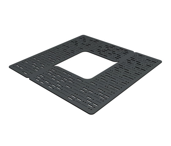 Imawa tree grate by Concept Urbain   Tree grates / Tree grilles