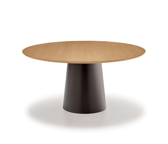 Totem Round Wood by Sovet   Dining tables