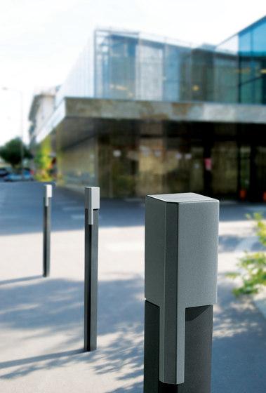 Imawa post 1 by Concept Urbain | Bollards