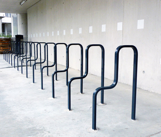 Imawa bicycle stand by Concept Urbain | Bicycle stands