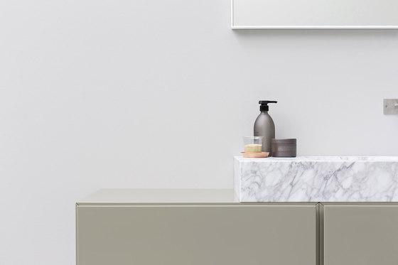 Esperanto system by Rexa Design   Wash basins