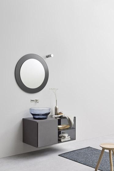 Esperanto system by Rexa Design | Wash basins