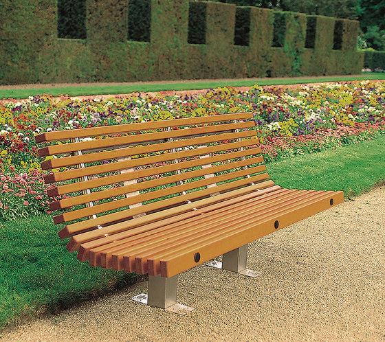 Ocean bench de Concept Urbain | Bancos