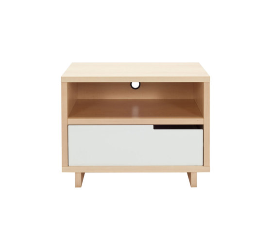Modu-licious Bedside Table by Blu Dot | Night stands