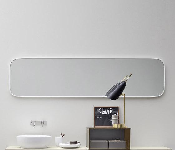 Esperanto Mirror by Rexa Design | Bath mirrors