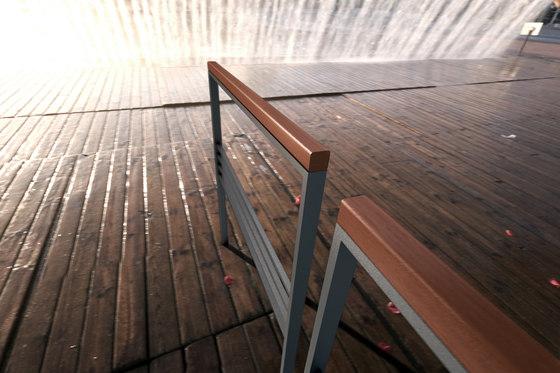 Soha barrier by Concept Urbain | Railings / Barriers