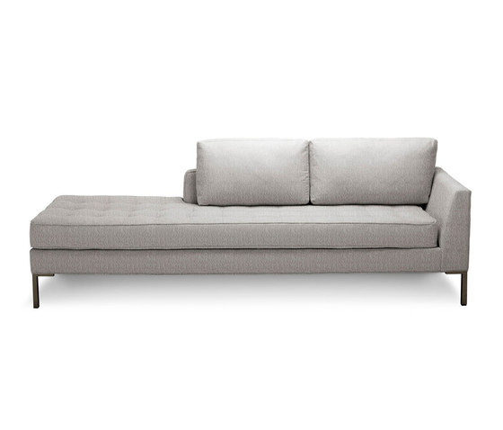 Paramount Left Armed Daybed by Blu Dot | Recamieres