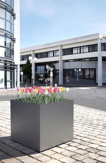 Soha planter by Concept Urbain | Plant pots