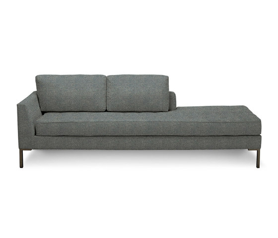 Paramount Right Armed Daybed by Blu Dot | Recamieres