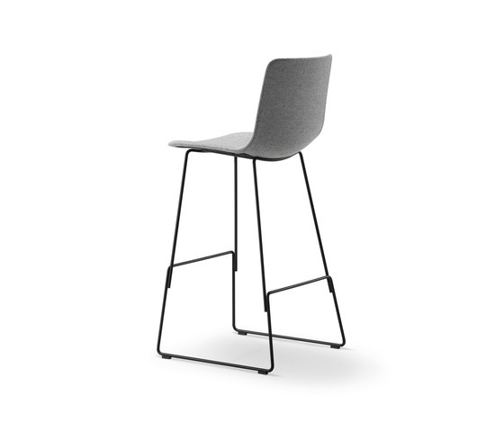 Pato Sledge Barstool by Fredericia Furniture | Bar stools