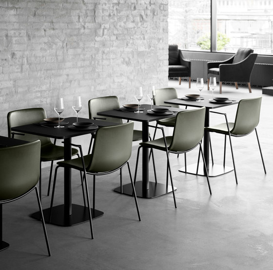Pato 4 Leg Armchair by Fredericia Furniture | Chairs