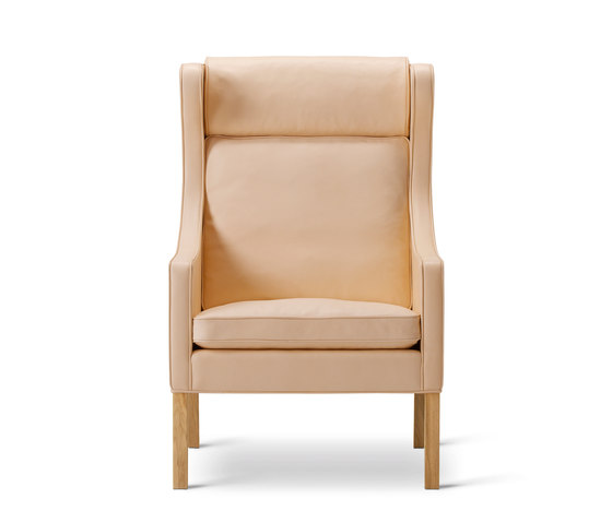 Mogensen Wing Chair by Fredericia Furniture | Armchairs