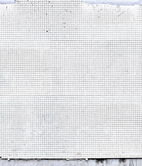 Captured Reality | White Mosaic di Mr Perswall | Rivestimenti su misura