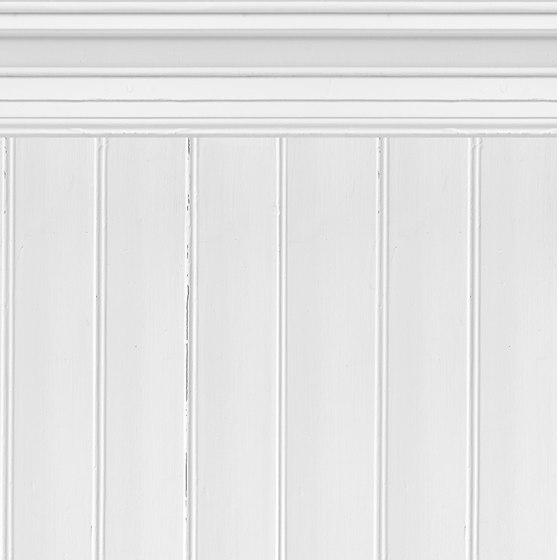 Captured Reality | White Wood Panelling de Mr Perswall | A medida