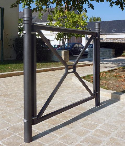 Vesta barrier V2 by Concept Urbain | Railings / Barriers