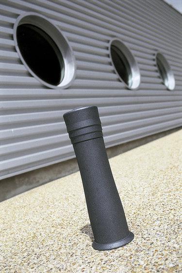 Vesta bollard T54 by Concept Urbain | Bollards
