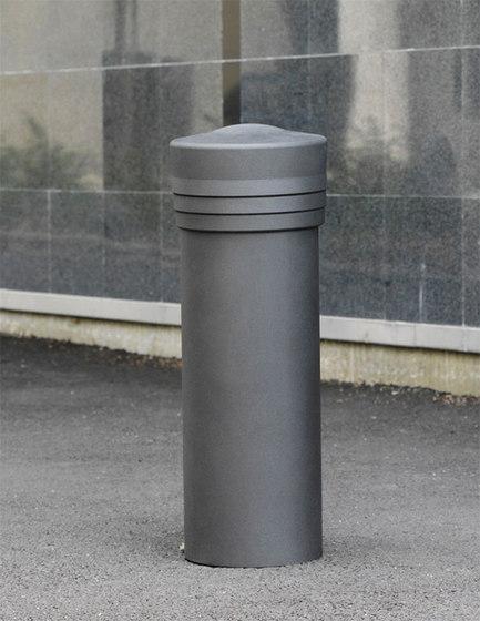 Vesta post D220 by Concept Urbain   Bollards