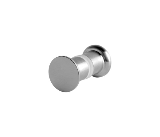 Pomos | i-129 d by Didheya | Knob handles for glass doors