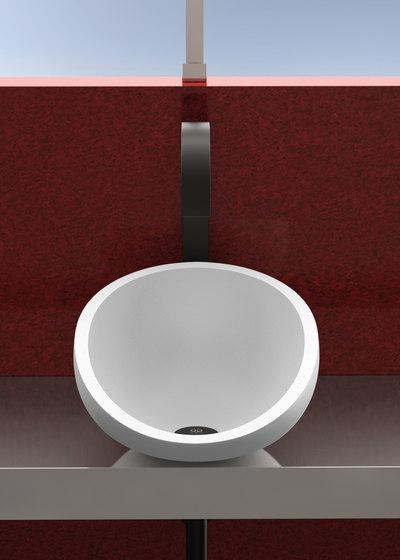 Air by Glass Design | Wash basins