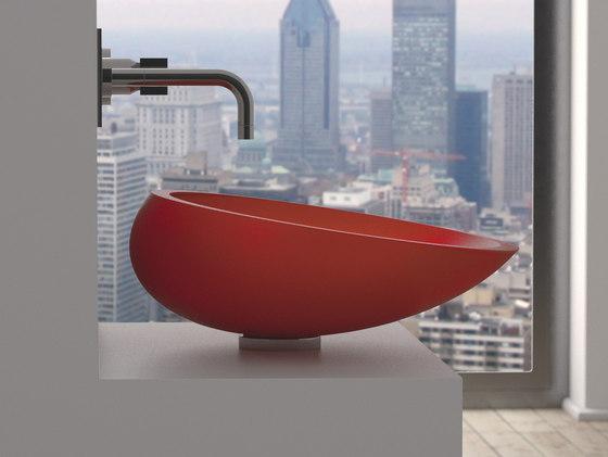 Kool by Glass Design | Wash basins