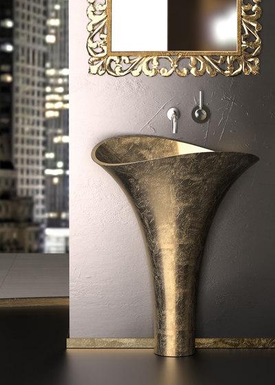 Flower Evolution by Glass Design | Wash basins