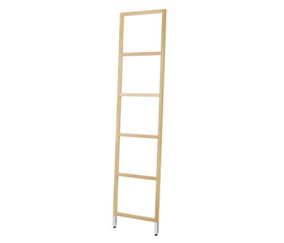 Oscar Ladder de Neue Wiener Werkstätte | Escaleras para bibliotecas