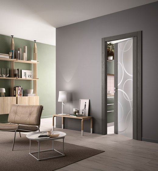 Glass by FerreroLegno | Internal doors