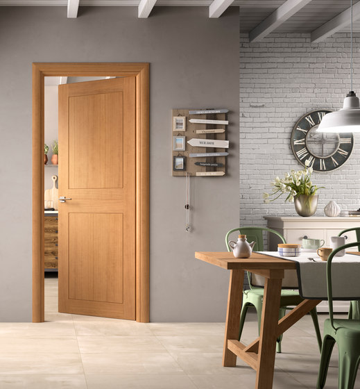 Intaglio /2 by FerreroLegno | Internal doors