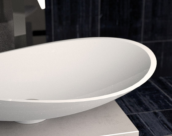 Infinity by Glass Design   Wash basins