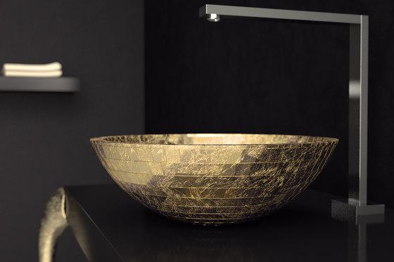 Mosaic by Glass Design   Wash basins