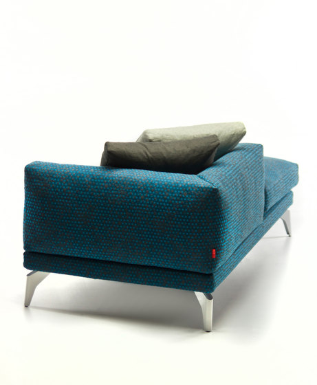 Acanto | chaiselounge di Mussi Italy | Chaise longue