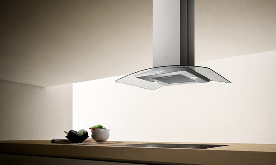 CIRCUS PLUS island by Elica | Kitchen hoods