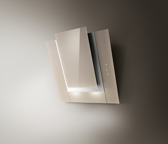ICO wall mounted by Elica | Kitchen hoods