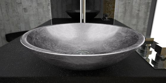 Circus 50 by Glass Design   Wash basins