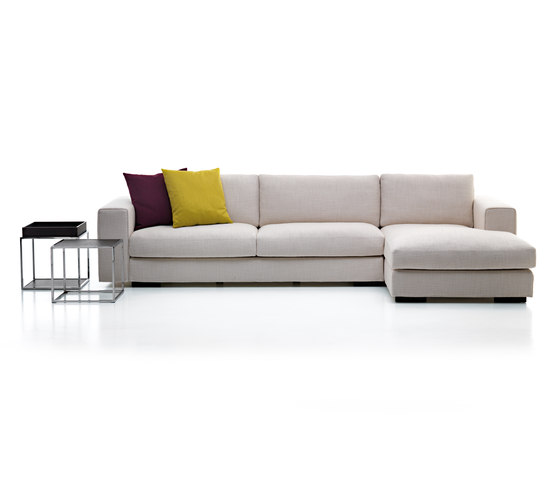 Composit | 3-seater sofa de Mussi Italy | Canapés