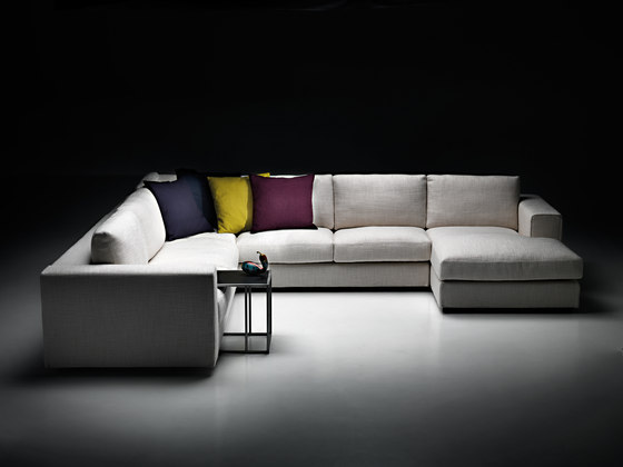Composit | modular elements by Mussi Italy | Sofas