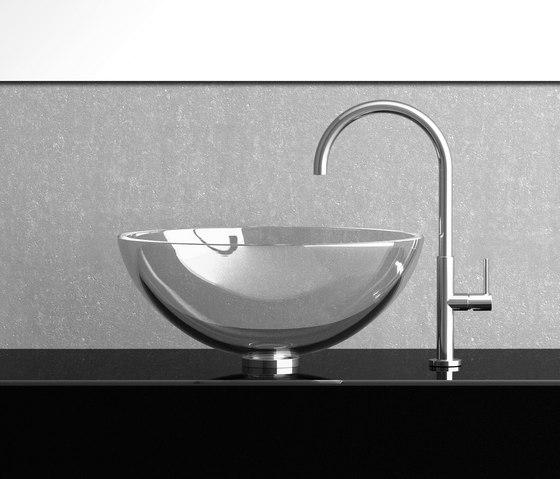 Soffio by Glass Design | Wash basins