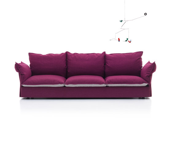 Do-Dolly     3-seater sofa von Mussi Italy   Sofas