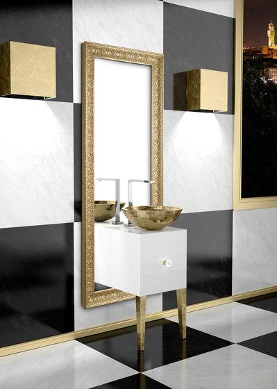 Monnalisa Florence Mosaic by Glass Design | Vanity units