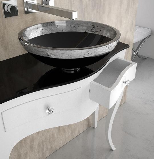 Canto XL von Glass Design | Waschtischunterschränke