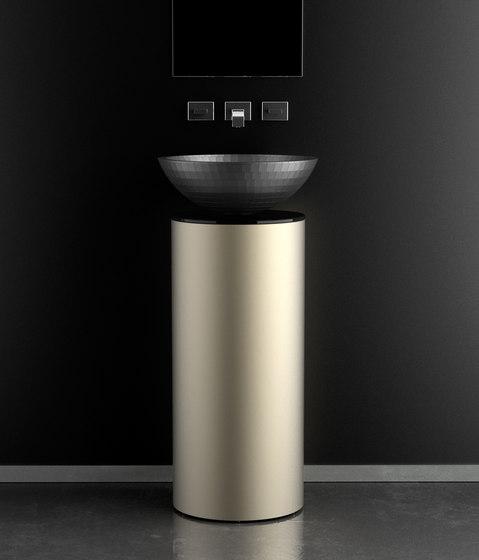 Koin XL Mosaic de Glass Design | Armarios lavabo
